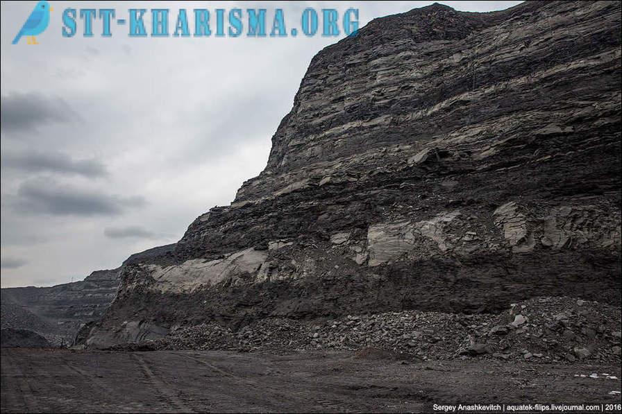 Ugljeni slojevi stijena