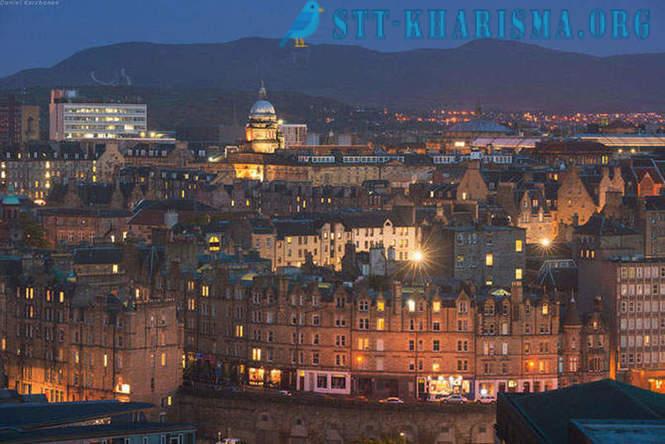 Stranica za upoznavanje Edinburgh